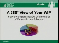 360 Degree View of Your WIP