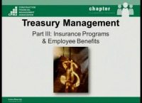 Treasury Management (Sessions III & IV)