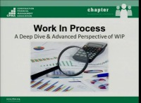 Work In Process: A Deep Dive & Advanced Perspective of WIP