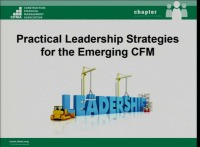 Leadership Development Skills for the Emerging CFM