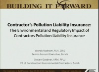 The Environmental & Regulatory Impact of Contractors Pollution Liability Insurance