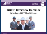 CCIFP Overview Seminar - Part II