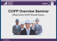 CCIFP Overview Seminar - Part IV